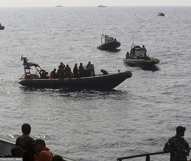 Samolot Lion Air runął do Morza Jawajskiego