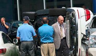 Virginia: Rozbiła nowego Mercedesa jeszcze przed jazdą testową