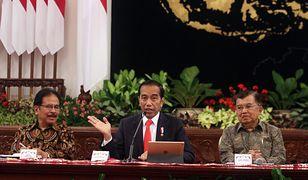 Przeniesienie stolicy z Dżakarty na Borneo, postulowane przez prezydenta, zaakceptował rząd