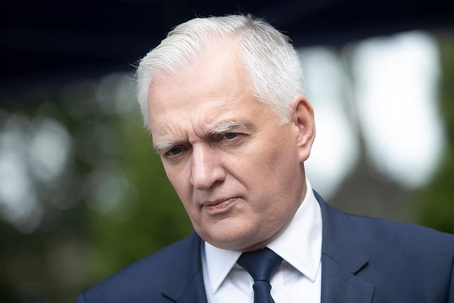 Jarosław Gowin, wicepremier i minister nauki i szkolnictwa wyższego