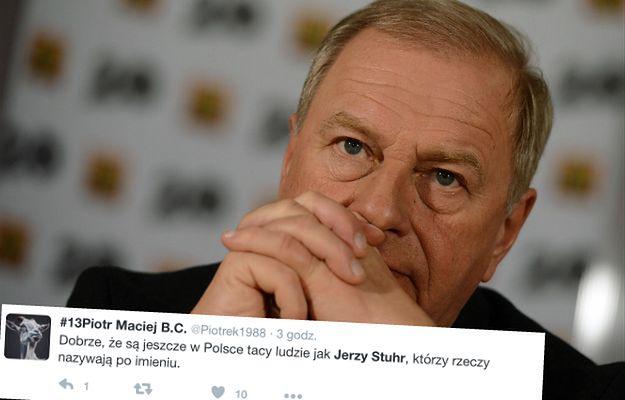 Mocne słowa Jerzego Stuhra o Jarosławie Kaczyńskim. Porównał go do Hitlera