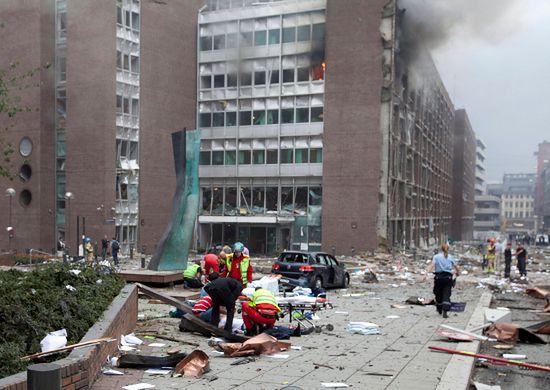 """""""Breivik planował o wiele silniejszą bombę"""""""