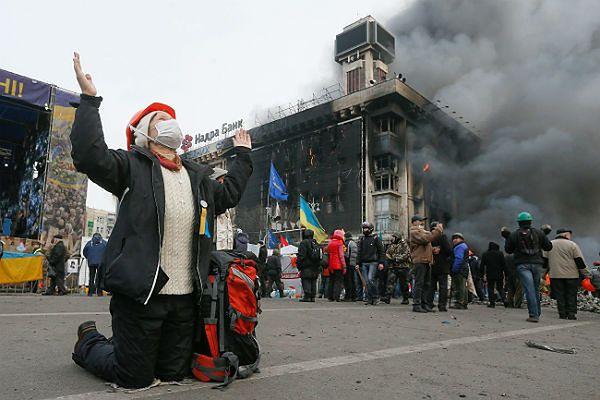 Stany Zjednoczone zaostrzyły krytykę władz Ukrainy