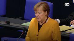 Angela Merkel. Rząd Niemiec wycofuje się z twardego lockdownu
