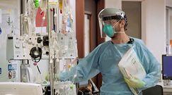 """Koronawirus w USA. """"Trauma na całe życie"""". Lekarze o walce z pandemią"""