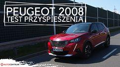 Peugeot 2008 II 1.2 PureTech 130 KM (MT) - przyspieszenie 0-100 km/h
