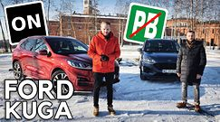 Diesel vs Benzyna - która Kuga lepsza?