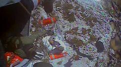 33 dni na bezludnej wyspie. Znalazły ich służby, zaskakujące, dzięki czemu przetrwali