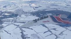 Tankowanie samolotów w powietrzu. Niezwykłe ćwiczenia Rosjan