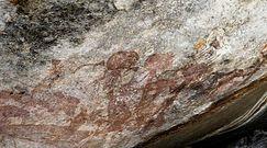 Tajemnicze malowidła skalne sprzed kilkuset lat. Jako pierwszy rozszyfrował je Polak