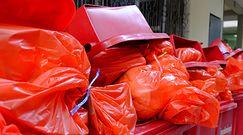 """Szpitale zasypane groźnymi odpadami. """"3/4 szpitali ma ten problem"""""""