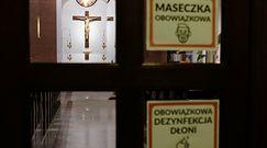 Spór o zamknięcie kościołów. Rzecznik KEP o słowach biskupa