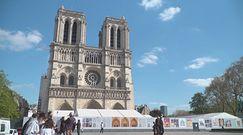 Katedra Notre Dame w Paryżu. To już dwa lata od pamiętnego pożaru