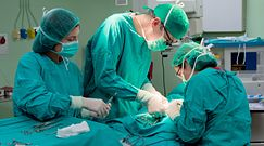 Przełomowa operacja z zastosowaniem robota da Vinci