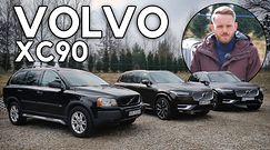 Volvo XC90 - już wtyczka, czy nadal diesel, ale z prądem?