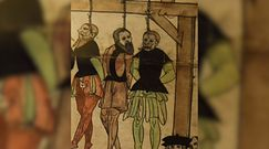 Wypalenie na czole krzyża. Jak karano za kradzież w średniowieczu?