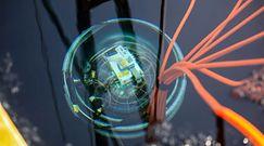 Teleskop kosmiczny w rosyjskim jeziorze Bajkał. Budowali go także polscy naukowcy