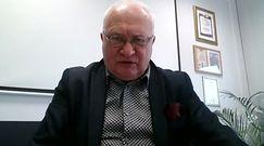 Prof. Krzysztof Simon wyraził opinię o ministrze zdrowia Adamie Niedzielskim