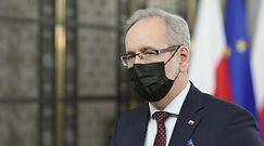 Minister zdrowia Adam Niedzielski krytykowany przez byłego wiceministra zdrowia