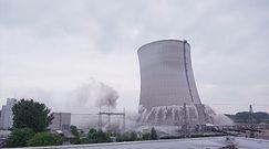 Wysadzili elektrownię. Krok w kierunku zielonej energii