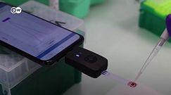 Smartfon w walce z koronawirusem. Wynalazek francuskich naukowców
