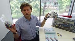 Otwieramy zestaw Lego Creator z Fordem Mustangiem. Ma ponad 1400 elementów!