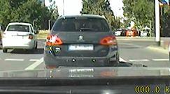 Wrocław. Ignorował przepisy ruchu drogowego, nie zauważył policji. Kara była surowa