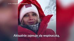 #dziejesiewsporcie: Miss Finlandii wspina się z Denisem Urubką