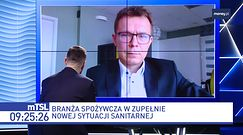 Minister rolnictwa atakuje firmy za importowanie mleka. Prezes Danone odpowiada