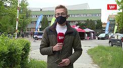 Koronawirus na Śląsku. Reporter WP: nadal trwają testy górników
