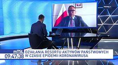 """Polski Holding Spożywczy ma powstać do końca roku. """"Nie chcę prężyć muskułów bez uzasadnienia"""""""