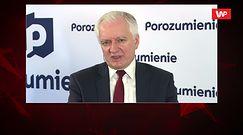 Ludzie Jarosława Gowina do wyrzucenia ze spółek Skarbu Państwa? Szef Porozumienia reaguje
