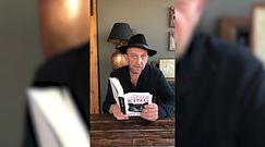 """Janusz Chabior czyta """"Jest krew..."""" Stephena Kinga"""