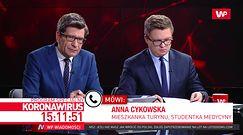 """Koronawirus. Polka studiująca medycynę we Włoszech mówi o """"tragicznej"""" sytuacji w szpitalach"""