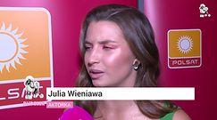 """Julia Wieniawa wyznaje: """"Jestem bardzo wrażliwą osobą. Przeżywam opinie na swój temat"""""""