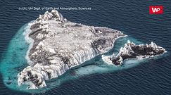 Nowa wyspa na Antarktydzie. Na tysiąclecia utknęła pod lodem