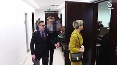 Przejęta Paulina Smaszcz-Kurzajewska w sądzie