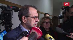 """Stanisław Piotrowicz przegrał w sądzie. Sędzia Rączka o wyroku: """"satysfakcjonujący"""""""