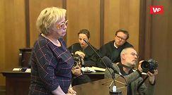 Małgorzata Gersdorf o słowach Piotrowicza: to był policzek