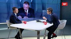 """Marian Banaś w Sejmie. Łukasz Schreiber komentuje w programie """"Tłit"""""""