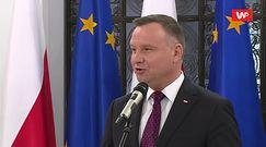 Andrzej Duda o wyroku TSUE: to orzeczenie jest znamienne