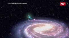 Wystrzeliła z czarnej dziury. Naukowcy bacznie ją obserwują