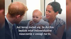 Meghan i Harry opuszczają rodzinę królewską. A co z Archiem?