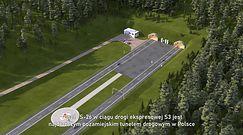 Najdłuższy taki tunel w Polsce. Powstaje wzdłuż S3