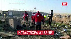 Katastrofa ukraińskiego samolotu. Zobacz nagranie z radaru