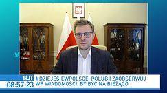 Zbigniew Stonoga zatrzymany. Michał Woś: wielokrotny bandyta, internetowy celebryta