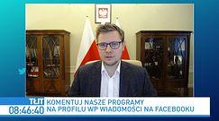 Michał Woś o szczepionkach i adwokatach: to kuriozum