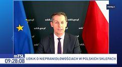 Prezes UOKiK: nie uwzięliśmy się na Biedronkę