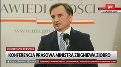 Zbigniew Ziobro o głosowaniu. Dpogryza opozycji