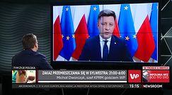 Rząd zamyka galerie handlowe. Michał Dworczyk uzasadnia